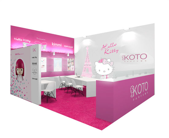 KOTO Parfums - TFWA Cannes